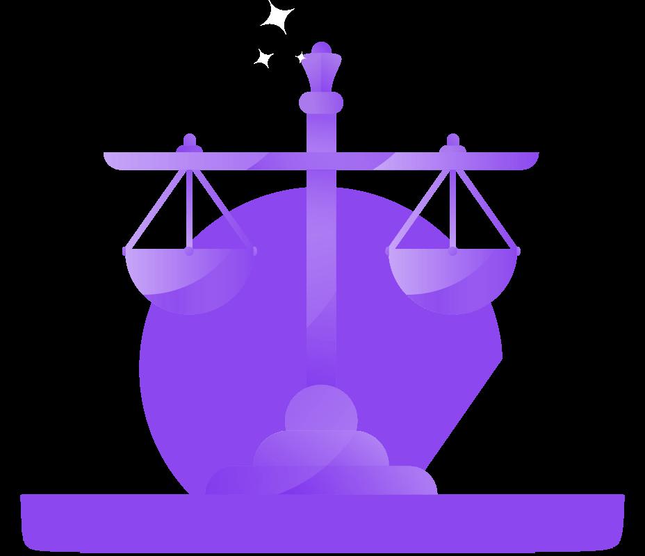 law illustration