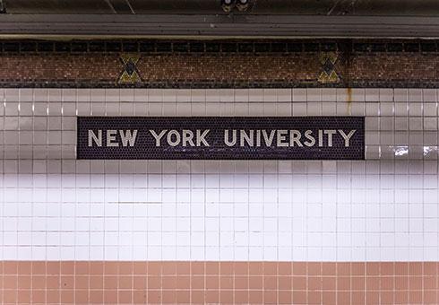 NYU-subway-stop