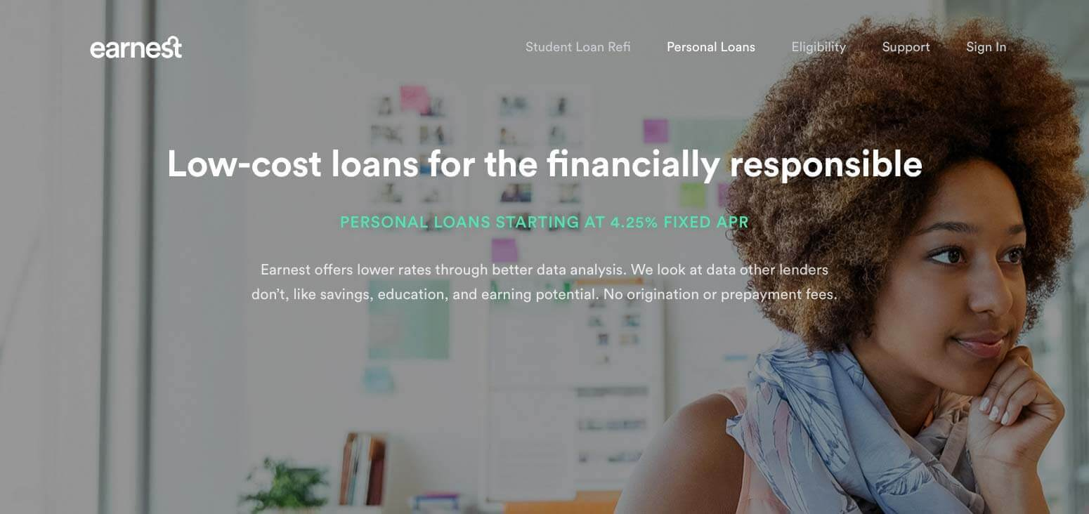 Personal Loans Brand Assets Image